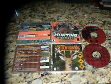 Hunting Unlimited and Redneck Deer Huntin'  Near Mint PC Games
