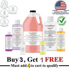 Body Oil Fragrance Candle Soap Bath Bomb Incense Making Kits Scents Alcohol Free
