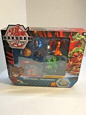 Spin Master Bakugan Battle Planet 5-Pack Ventus Phalegrus Pyrus Hydranoid