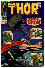 Thor #141  (1967) | GD- (1.8) | Stan Lee, Jack Kirby