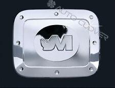 Ssangyong Musso Chrome Fuel Gas Cap Cover Emblem