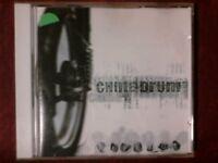 CHINA DRUM - WIPEOUT (4 TRACKS). CD