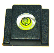 Spirit Bubble Level Hot shoe mounted DSLR Photography Camera Canon Nikon 5772