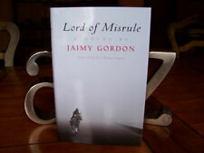 SIGNED and DATED ~ Lord of Misrule by Jaimy Gordon 1st/1st ~ National Book Award