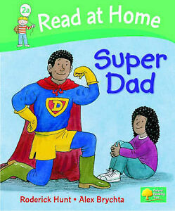 Read at Home: More Level 2A: Super Dad by Ms Annemarie Young, Kate Ruttle,...