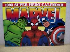 Marvel super hero Calendar 1993 (usa)