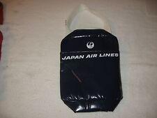 JAPAN AIRLINES BLUE TRAVEL BAG