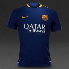 Nike FC Barcelona Flash Training Shirt Football Dri-Fit Size Large 686600-424
