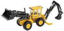 JOAL 1/50 Volvo BM 6300 Backhoe with Rubber Wheels MADE IN SPAIN