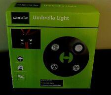 GARDENLINE Umbrella Light - Model 45150
