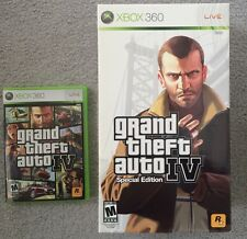 Xbox 360 Grand Theft Auto IV -- Special Edition with Game - USA SHIP