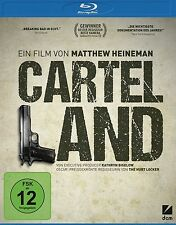 JOSE MIRELESS/TIM FOLEY/+ - CARTEL LAND BD  BLU-RAY NEU