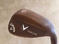 Callaway V Forged Copper 54 Degree Wedge With Steel Shaft