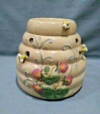 PartyLite Garden Lites Beehive Aroma Melts Tealight Candle Tart Warmer P8097