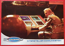 THUNDERBIRDS (The 2004 Movie) - Card#37 - Interstellar Communication