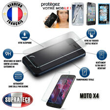 Protection d'Ecran en Verre Trempé Contre les Chocs pour Motorola Moto X4