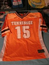 TENNESSEE VOLUNTEERS (VOLS) #15 JERSEY Size (LARGE) Playmaker