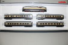 Märklin 26610 Mfx Digital Pack Tren Henschel-Wegmann Locomotora Br 61 Sonido H0