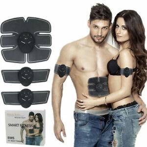Elettrostimolatore per Stimolare Muscoli Addominali Braccia Gambe Cosce 3 X EMS
