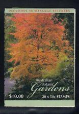 AUSTRALIA Botanic Gardens MNH Booklet