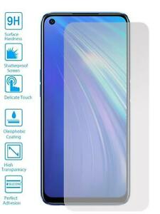 Lote Protector de Pantalla para Realme 6 Cristal Templado Vidrio 9H Premium