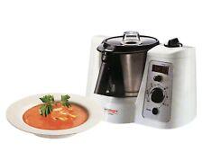 Gourmet Thermokanne Cuiseur Multi 1050 W Kochen Mixeur 1,5 L Robot de Cuisine