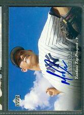 Terry Bradshaw Baseball Auto 1995 Upper Deck /'95 Signature Autograph Signed #35