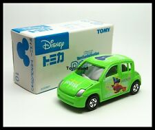 TOMICA Disney D-12 FANTASIA MICKEY TOYOTA WILL VI 1/60  TOMY DIECAST CAR  27