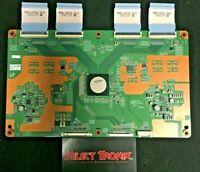 Samsung BN96-29165A (VD_5565EU22BC6LV0.1) T-Con Board W/ Ribbon Cables #1