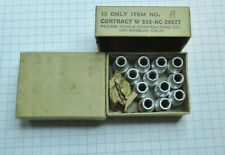 """PLOMB  WW II CONTRACT SOCKET WF 10 9/32"""" DRIVE 3/16"""" 6 POINT NEW OLD STOCK"""