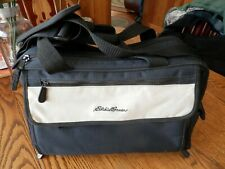 Eddie Bauer diaper bag overnighter gym bag