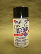 Solder Seal Gunk M6-09 Spray Disc Brake Quiet  Helps brake squeal disappear 9oz.