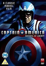 Captain America 3   Sentinel of Liberty  Brand New DVD