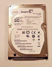 "160GB 2.5"" SATA Seagate Momentus ST9160314AS - MAC OS X 10.7 LION PRE-INSTALLED"