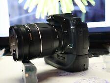 Pentax K K-20 16.3MP Digital SLR Camera - Tamron 28-300 BatteryPack 3 batterie