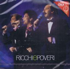CD NUOVO/scatola originale-ricchi e poveri-ONU ora con...