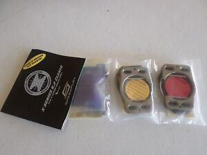 NEW Speedplay X-Series CLEATS Road Bike Cliples Clip In Hardware X2 X5 X1 X