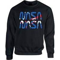Sweat SHIRT SANS CAPUCHE HOMME NASA SUPRÊME