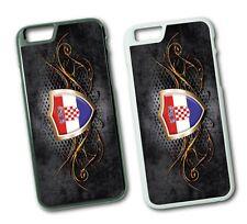iPhone Kroatien Hrvatska 5 Hard Tasche Flip Hülle Case Cover Schutz Handy