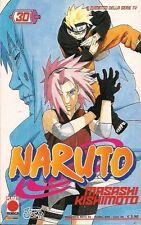NARUTO SERIE ROSSA VOLUME 30 EDIZIONE PLANET MANGA
