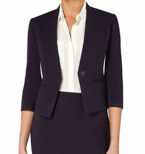 David Lawrence 2 piece formal business set woman's skirt suit size 16