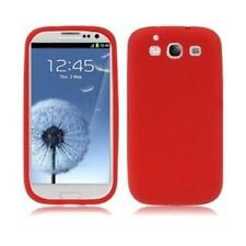 COVER TPU SAMSUNG GALAXY SIII COLORE RED