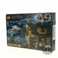 NEW LEGO Harry Potter 6289048 4 Privet Drive Building Toy Kit - 797 Pieces