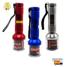 More details for aluminum electric grinder herb grinder spice crusher bk-3  random colour grinder