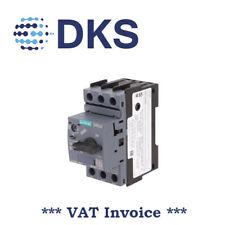Siemens 3RV2021-1KA10 Manual Motor Starter/Overload Protector 9..12.5A 001280