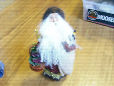Byers Choice Santa Figurine