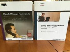 Cisco CallManager Fundamentals 2nd Ed. Alexander & IP Telephony Guide for CCVP
