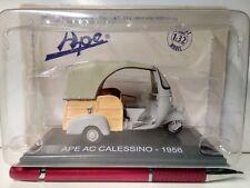 1:32 1/32 PIAGGIO APE AC CALESSINO 1956 con basetta, confezione sigillata