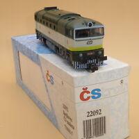 CS Train 22092 H0 Diesellok Brejlovec Taucherbrille BR 753 001-7 der CD mit LED
