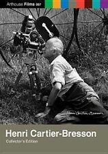 Biography Henri Cartier Bresson CE 0767685212257 DVD Region 1